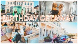 Wegan's Luxury Birthday Getaway to Seaham Hall Hotel & Spa!