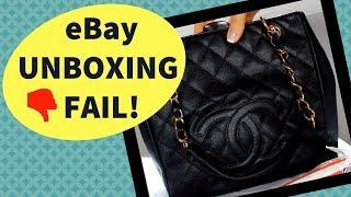 THIS CHANEL IS SO DISGUSTING, I'M GAGGING! | eBay Unboxing Fail