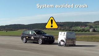 2019 BMW X3 / X4 Crash Test Result (Euro NCAP)