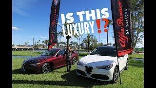 Is Alfa Romeo Really A Luxury Car Brand??? (Alfa Romeo Roundup)