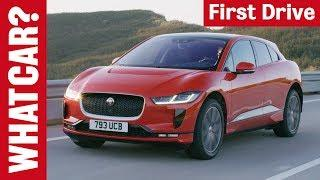 2018 Jaguar I-Pace review | What Car? first drive