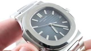 Patek Philippe Nautilus 5711/1A-010 Luxury Watch Review