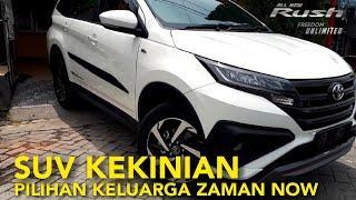 TOYOTA NEW RUSH 2018 - MOBIL SUV ZAMAN NOW