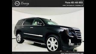 #2551 | 2018 Cadillac Escalade 4WD Luxury | For Sale Scottsdale, AZ