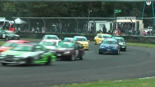 Lux Raceday Castle Combe Monday 27/9/2012 Adam Prebble Massive Spin
