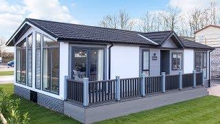 Amazing Luxury Riverside Park CHESHIRE from Olympic Park Homes
