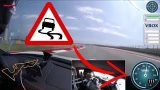Porsche GT3RS CRASH AT 100MPH+ ONBOARD FOOTAGE