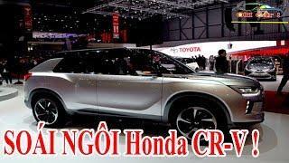 SOÁI NGÔI Honda CR-V! Tin vui cho người muốn mua xe ô tô