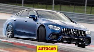 2019 Mercedes-AMG GT63 S - AMG's answer to the Porsche Panamera? | Autocar