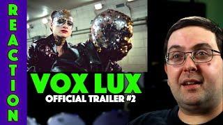 REACTION! Vox Lux Trailer #2 - Natalie Portman Movie 2018