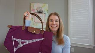 My Entire Longchamp Collection 2019!!!