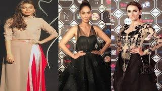 Pakistani Actresses Best And Worst Dress On Red Carpet At HSA 2018
