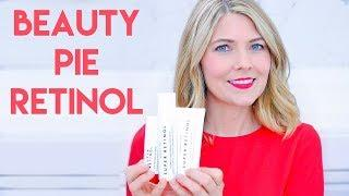 Over 40 Night Time Skincare Retinol Routine Featuring Beauty Pie - Luxury Beauty for Less
