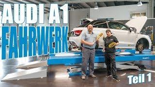 Audi A1 Quattro Edition bekommt ein KW V3