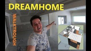 Official Luxury Dream home build and walktrough need your help! Plus future content reveal Episode 1