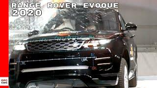 2020 Range Rover Evoque Crash Test 2019
