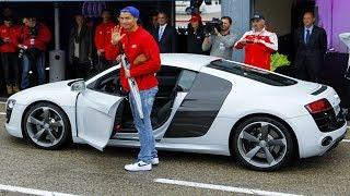 Cristiano Ronaldo Luxury Car Collection