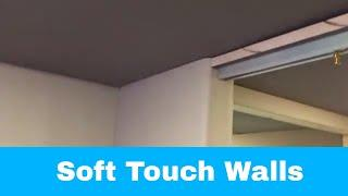 Luxe Elite luxury fifth wheel - Soft Touch Walls