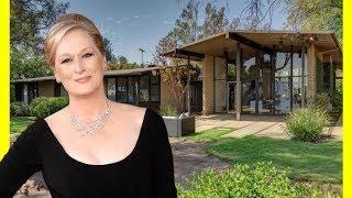 Meryl Streep Pasadena House Tour $3600000 Luxury Lifestyle 2018