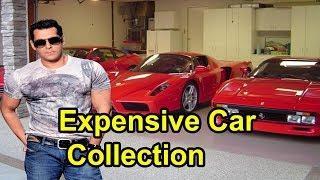 Salman Khan Expensive Car & Bike Collection