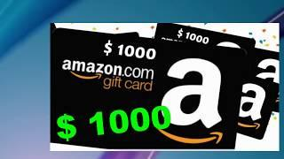 How To Get $1000 Card? - salsa choke nueva