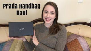 Prada Haul | 3 New Luxury Handbags