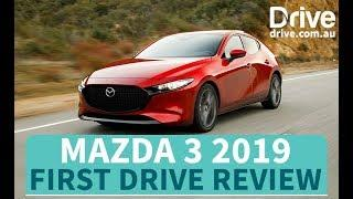 Mazda3 2019 First Drive Review | Drive.com.au