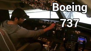 Sushant Singh Rajput Owns BOEING 737, Gets A Flying License - Amazing Cockpit Take Off Video