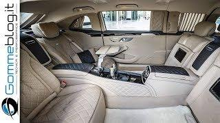 CAR INTERIOR - TOP 10 LUXURY REAR SEATS