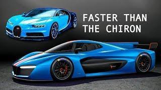 THE CAR THAT WILL KILL THE BUGATTI CHIRON