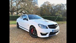 Mercedes-Benz C63 Edition 507 For Sale via Apsley Cars, Hampshire