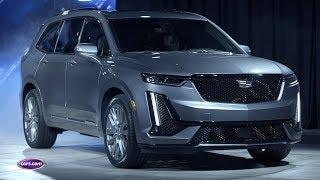 2020 Cadillac XT6: First Look — Cars.com