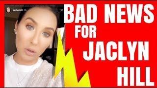 BAD NEWS FOR JACLYN HILL MORPHE PALETTE