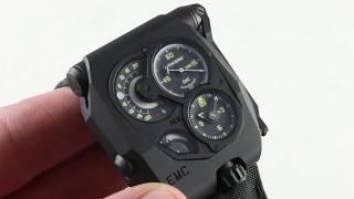 Urwerk EMC Black Luxury Watch Review