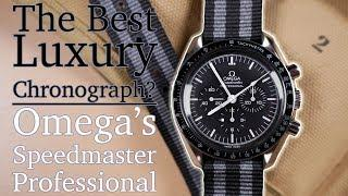 Omega Speedmaster Professional Review - The Best Luxury Chronograph? - Changes the Moonwatch Needs