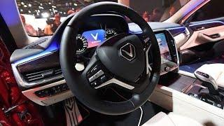 |VINFAST| Sedan VinFast LUX A2.0 & SUV LUX SA2.0: Very Nice Interior |BRIGHT SIDE CAR|
