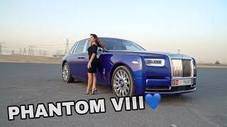DRIVING THE 2.5 MILLION DIRHAM SUPER-LUXURY CAR- 2019 Rolls-Royce Phantom VIII.