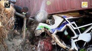 INATISHA!!! 20 WAFA KATIKA AJALI MBEYA MBALIZI LEO TAR. 1/7/2018