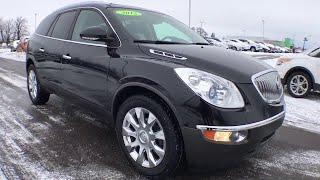 2012 Buick Enclave Coopersville, Muskegon, Grand Rapids, Grand Haven, Hudsonville, MI U2162A