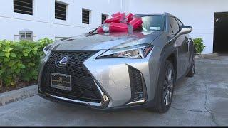 The ultimate luxury gift at Servco Lexus