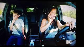 Jenelle Eason Road Rage Episode