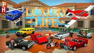 Luxury Life - Minecraft Marketplace