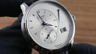 Glashütte Original PanoReserve 1-65-01-22-12-04 Luxury Watch Review