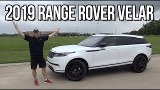 Luxury Midsize SUV: 2019 Land Rover Range Rover Velar on Everyman Driver