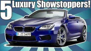 5 Luxury Coupe Showstoppers Under $45K!