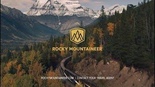 Rocky Mountaineer Luxury Train Journey – It Stays With You