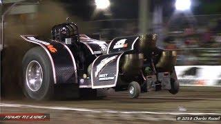 Tractor/Truck Pulls! 2018 Ohio State Benefit Pull! PPL Session 1