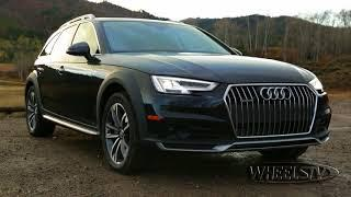 NEMPA 2018 Best in Class Luxury Coupe / Sedan / Wagon - Audi A4 Allroad HD