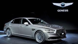 2020 Genesis G90 - Awesome Luxury Sedan !!