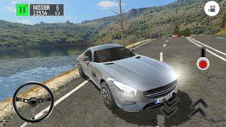 Araba Oyunları | Lüks Araba Park etme Oyunu  / Direksiyonlu Araba Sürme Oyunu İzle
